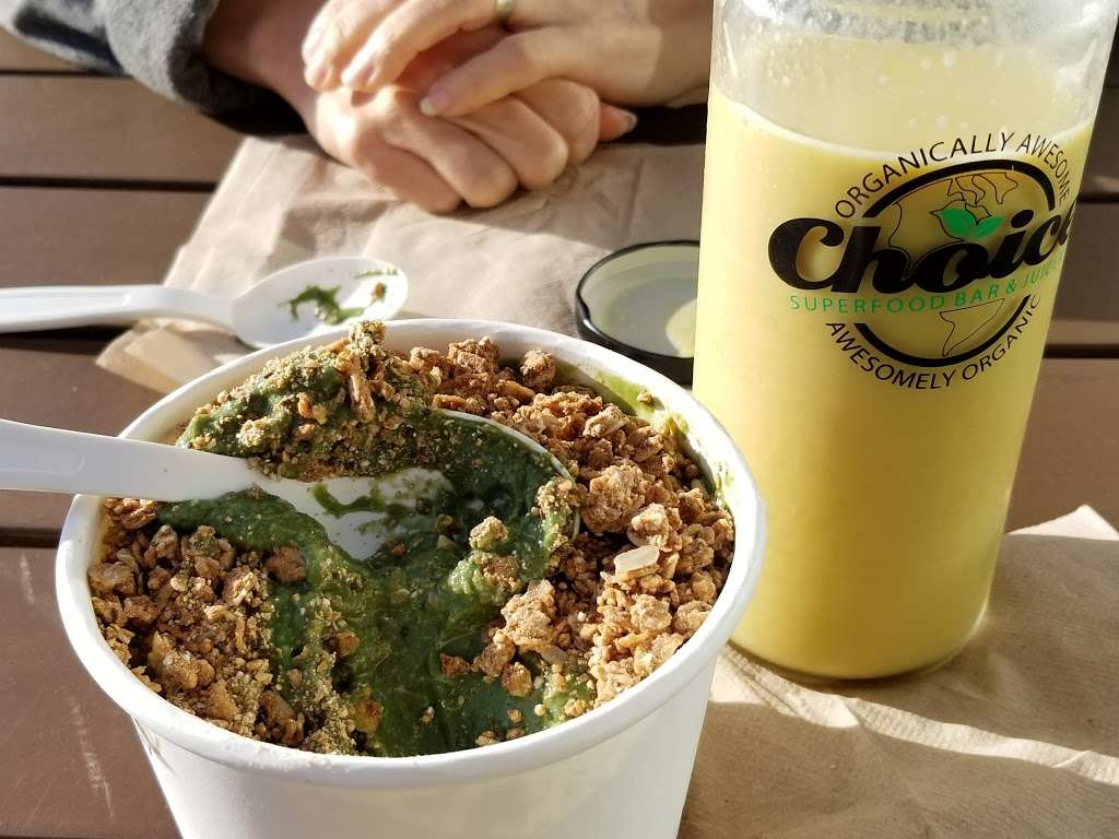 Choice Juicery - restaurant  | Photo 6 of 10 | Address: 17135 Camino Del Sur #125, San Diego, CA 92127, USA | Phone: (858) 832-7905
