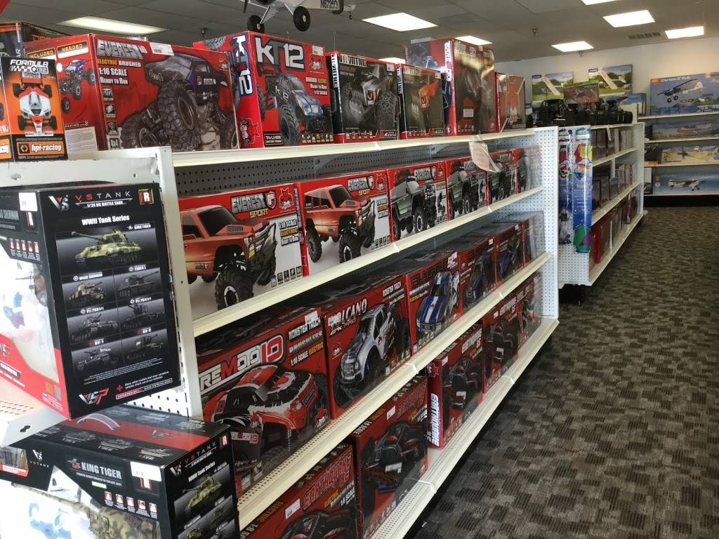 Central Carolina Hobbies - store  | Photo 3 of 10 | Address: 3722C Battleground Ave, Greensboro, NC 27410, USA | Phone: (336) 434-0900