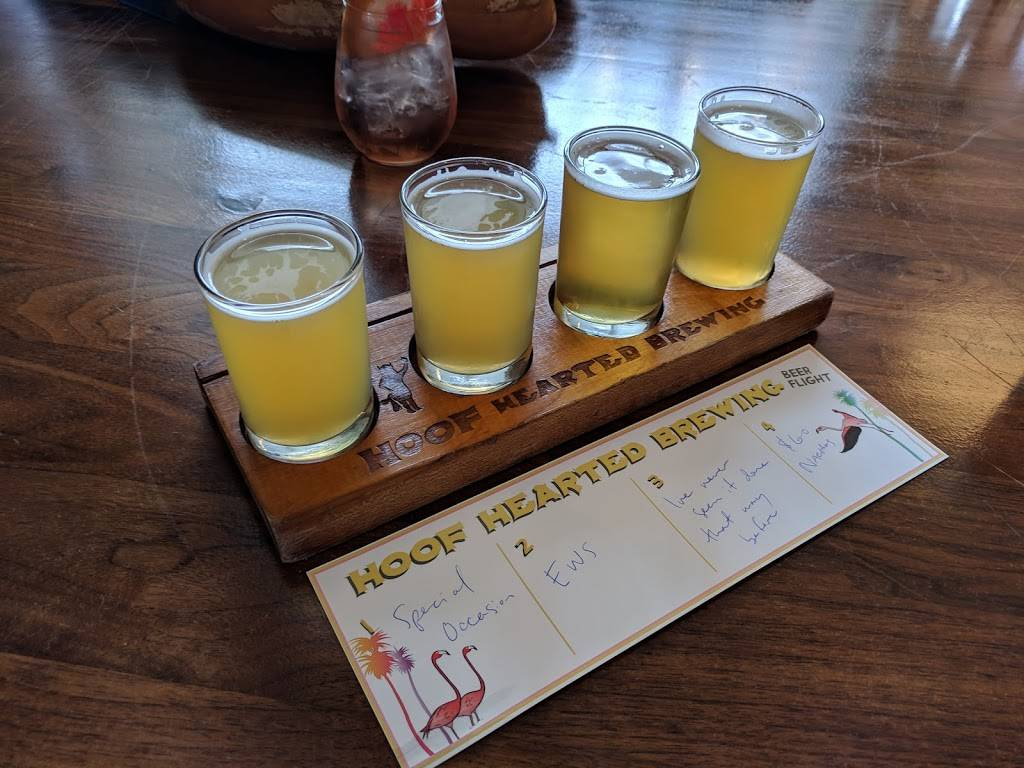 Hoof Hearted Brewery and Kitchen - restaurant    Photo 1 of 4   Address: 850 N 4th St, Columbus, OH 43215, USA   Phone: (614) 522-1655