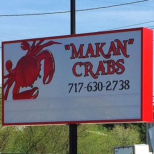 MAKAN Crabs - restaurant  | Photo 1 of 9 | Address: 2267 Baltimore Pike, Hanover, PA 17331, USA | Phone: (717) 630-2738