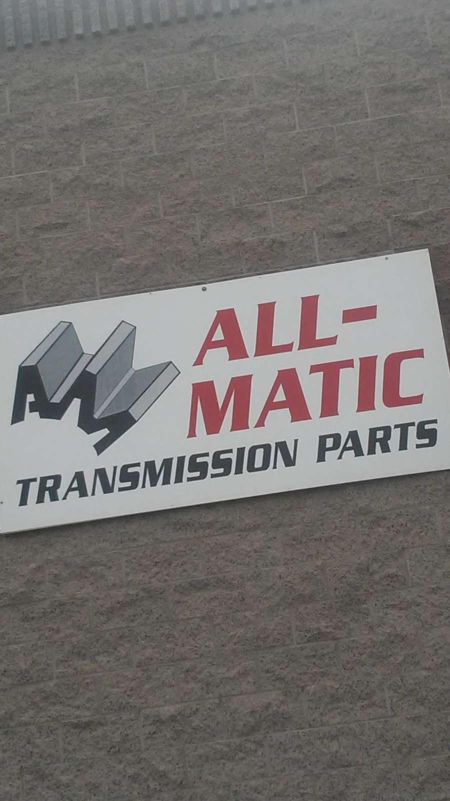 Allmatic Transmission Parts - car repair  | Photo 4 of 4 | Address: 241 W Commerce Park Ct, North Las Vegas, NV 89032, USA | Phone: (702) 316-9895