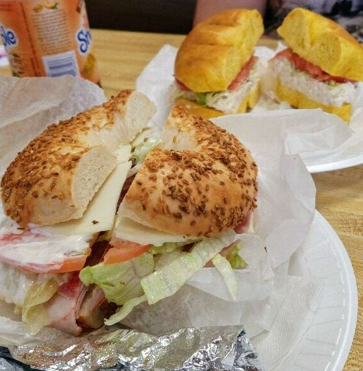 New York Bagelry - bakery  | Photo 1 of 10 | Address: 150 Kenhorst Plaza, Shillington, PA 19607, USA | Phone: (610) 775-8423