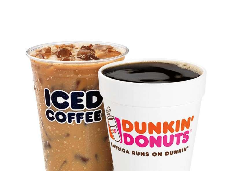 Dunkin - cafe  | Photo 10 of 10 | Address: 811 Bedford St, Whitman, MA 02382, USA | Phone: (781) 447-5197