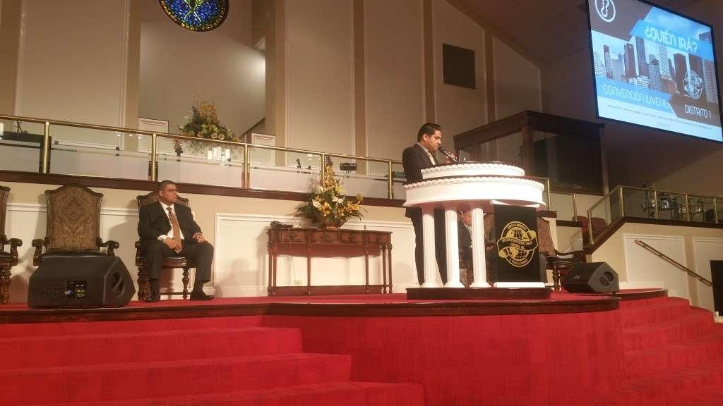 Iglesia Pentecostal Unida Hispana-Central - church  | Photo 3 of 10 | Address: 6518 Fulton St, Houston, TX 77022, USA | Phone: (713) 691-2301