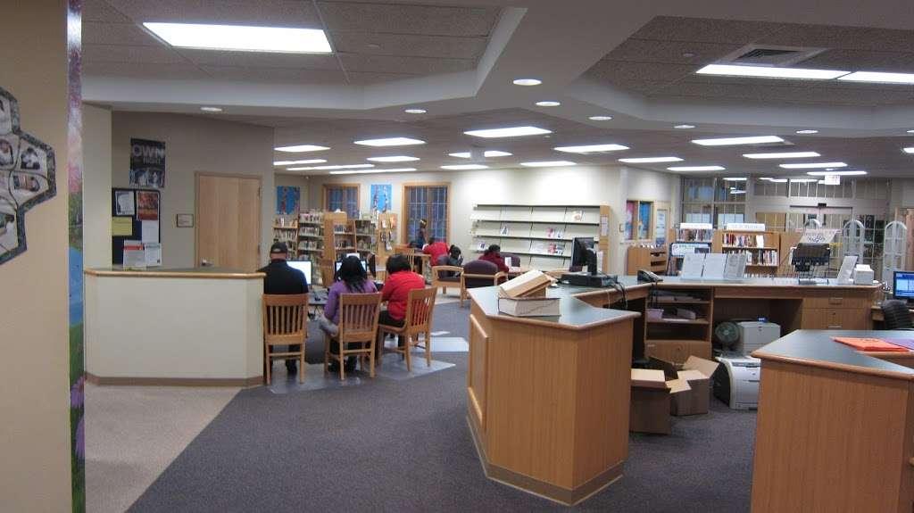 Riletta L. Cream Ferry Avenue Branch, Camden County Library Syst - library  | Photo 7 of 10 | Address: 852 Ferry Ave, Camden, NJ 08104, USA | Phone: (856) 342-9789