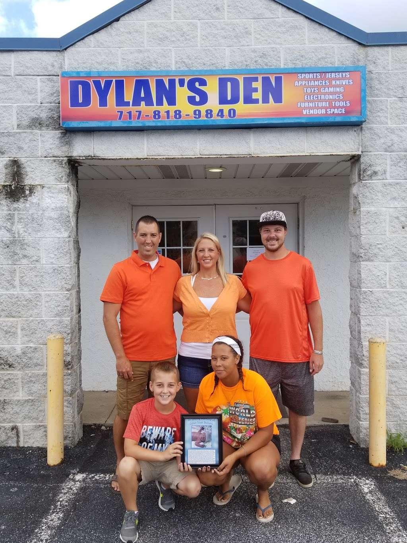 Dylans Den - store  | Photo 3 of 4 | Address: 526 S Main St, Shrewsbury, PA 17361, USA | Phone: (717) 818-9840