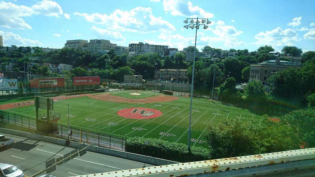 Weehawken Stadium - park  | Photo 6 of 10 | Address: Weehawken, NJ 07086, USA