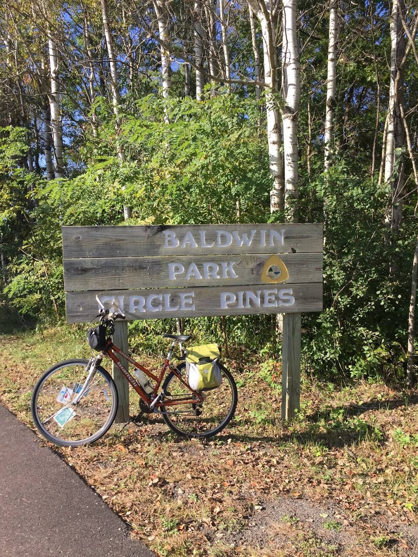 Baldwin Park - park  | Photo 8 of 9 | Address: 400 Keith Rd, Circle Pines, MN 55014, USA | Phone: (763) 231-2611