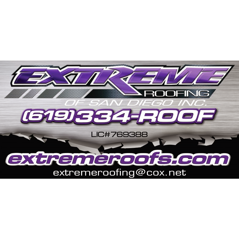 Extreme Roofing Of San Diego Inc Roofing Contractor