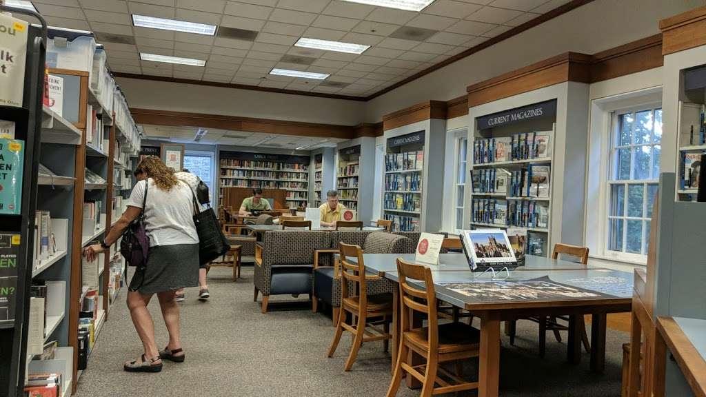 Mary Riley Styles Public Library - library  | Photo 5 of 10 | Address: 120 N Virginia Ave, Falls Church, VA 22046, USA | Phone: (703) 248-5030