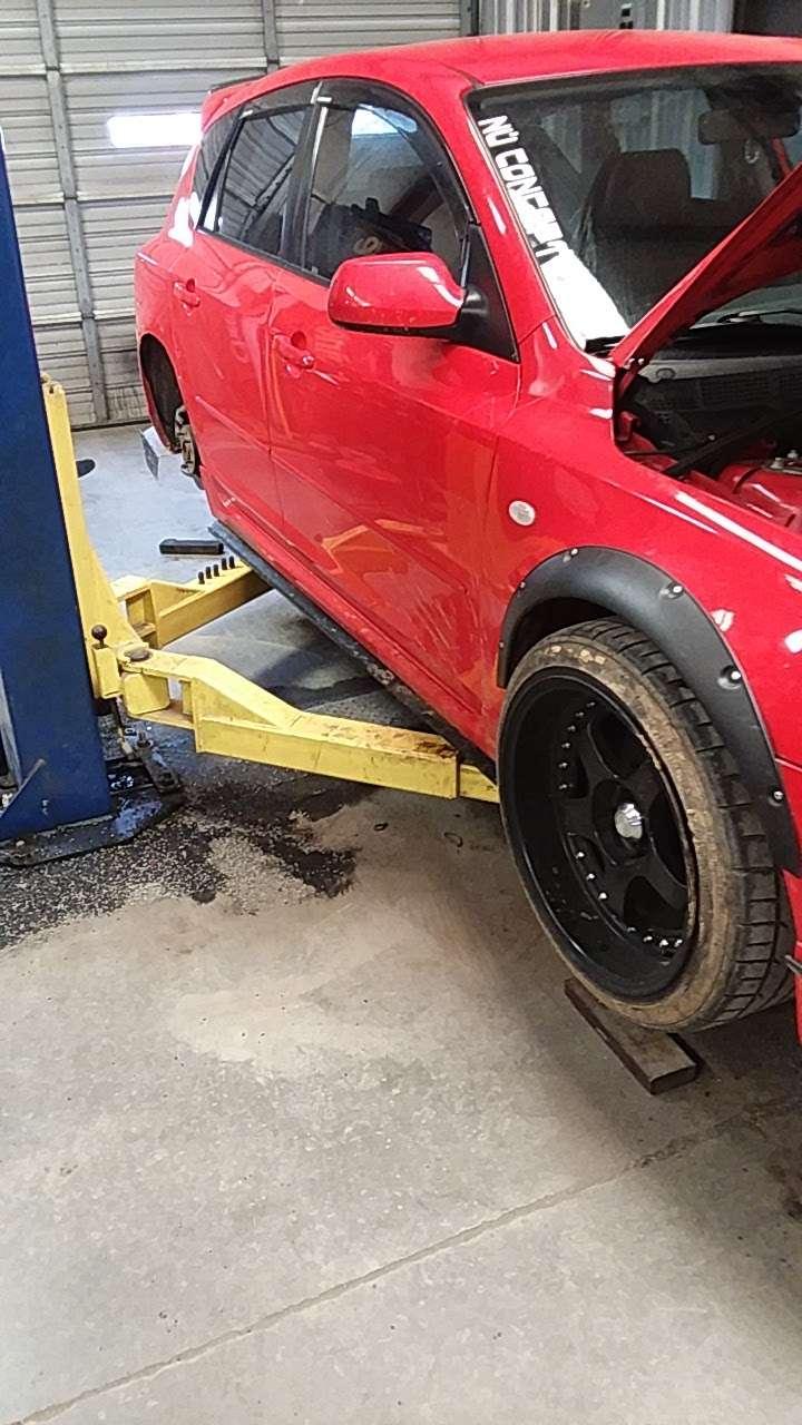 54N AutoMotion - car repair    Photo 1 of 10   Address: 1250 John St, China Grove, NC 28023, USA   Phone: (704) 855-1080
