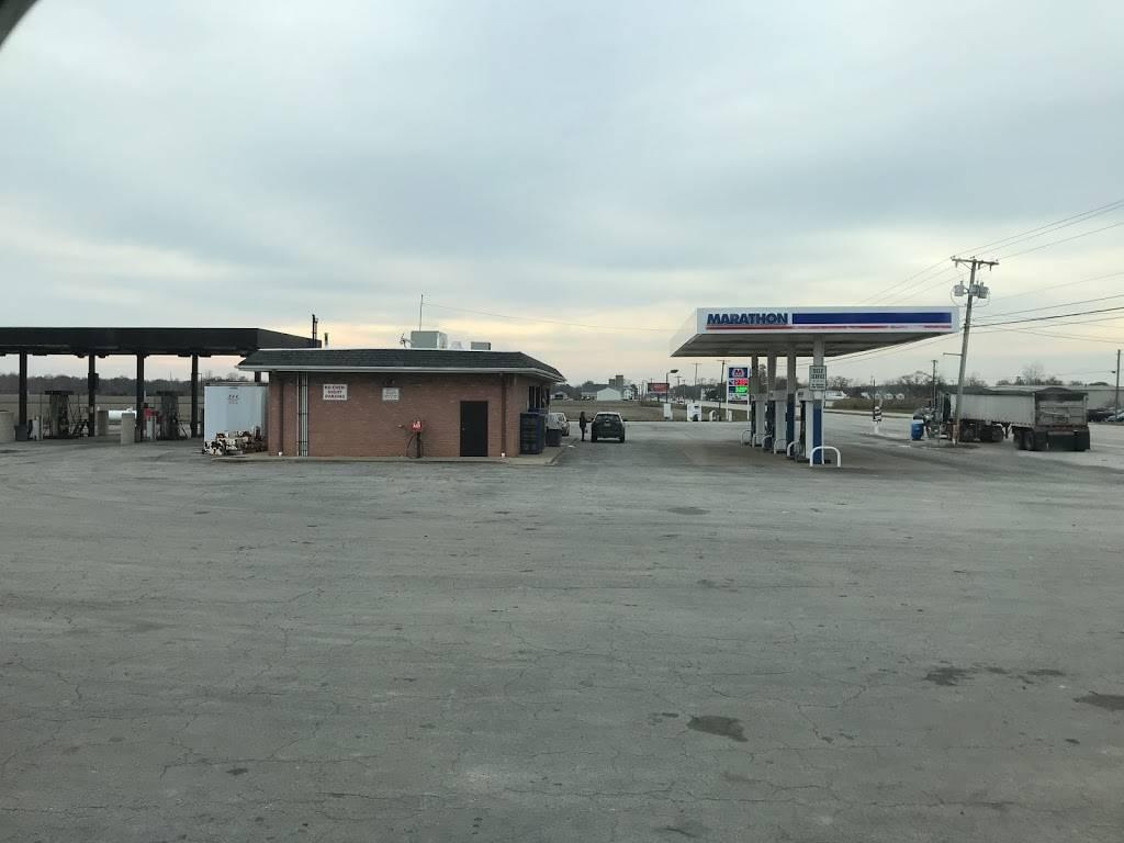Marathon Gas Station TRUCK STOP - gas station  | Photo 1 of 2 | Address: 4541 US-20, Gibsonburg, OH 43431, USA | Phone: (419) 862-3421