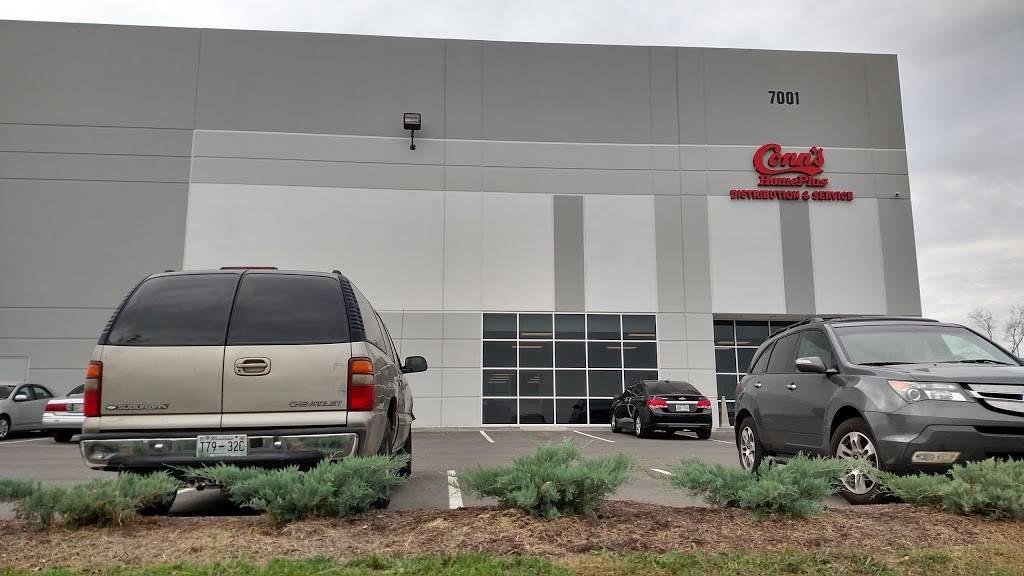 Conns Distribution Center - store    Photo 2 of 2   Address: 7001 Centrepointe Dr, La Vergne, TN 37086, USA   Phone: (844) 894-0717