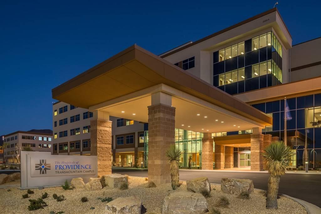 The Hospitals of Providence Transmountain Campus - hospital  | Photo 2 of 10 | Address: 2000 Woodrow Bean Transmountain Dr, El Paso, TX 79911, USA | Phone: (915) 877-8136