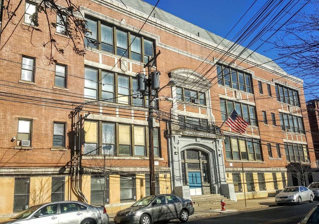 Frank R Conwell School - school  | Photo 1 of 1 | Address: 111 Bright St, Jersey City, NJ 07302, USA | Phone: (201) 915-6100