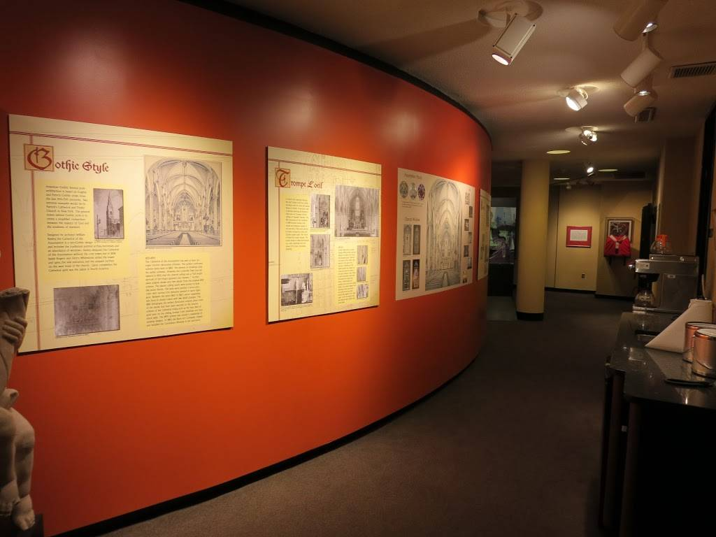 Archdiocesan History Center - museum  | Photo 2 of 10 | Address: 424 S 5th St, Louisville, KY 40202, USA | Phone: (502) 582-2971