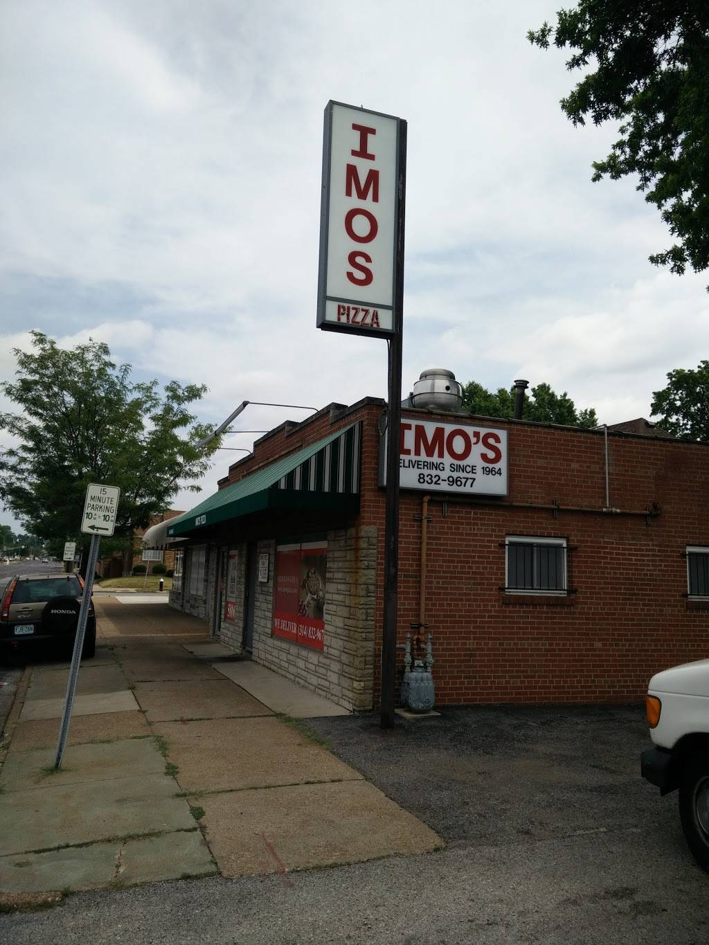 Imos Pizza - meal delivery  | Photo 4 of 10 | Address: 5806 Hampton Ave, St. Louis, MO 63109, USA | Phone: (314) 832-9677
