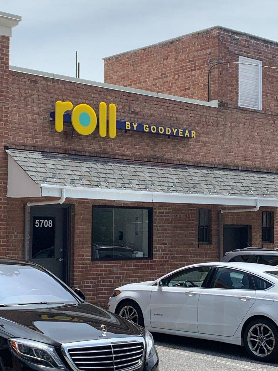 Roll by Goodyear - car repair  | Photo 1 of 7 | Address: 5708 Connecticut Ave NW, Washington, DC 20015, USA | Phone: (240) 907-6463