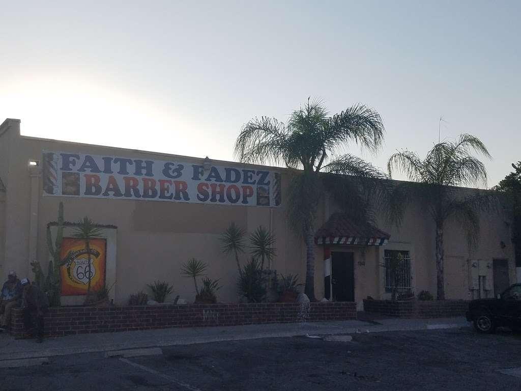 FAITH & FADEZ BARBERSHOP - hair care    Photo 2 of 10   Address: 1248 W 5th St, San Bernardino, CA 92411, USA   Phone: (949) 566-4126