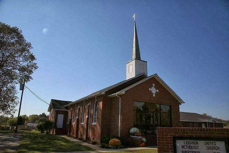 Lebanon United Methodist Church - church  | Photo 5 of 5 | Address: 5033 Lebanon Rd, Maiden, NC 28650, USA | Phone: (704) 483-5219