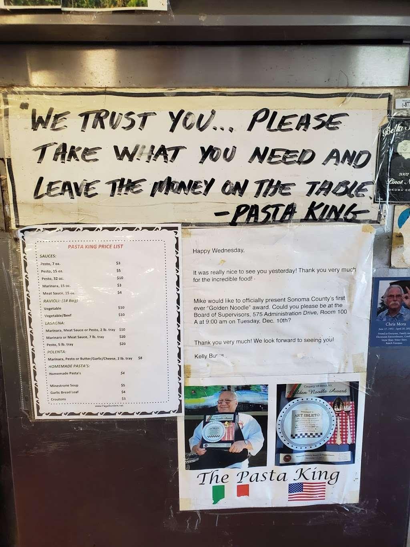 Pasta King - restaurant  | Photo 2 of 2 | Address: 1492 Lowell Ave, Cotati, CA 94931, USA | Phone: (707) 792-2712