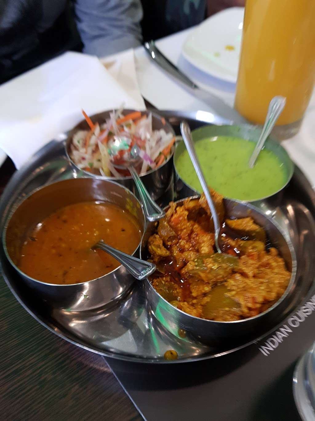 Indian Paradise - restaurant  | Photo 4 of 8 | Address: 576 Wickham Rd, Croydon CR0 8DN, UK | Phone: 020 8777 0844