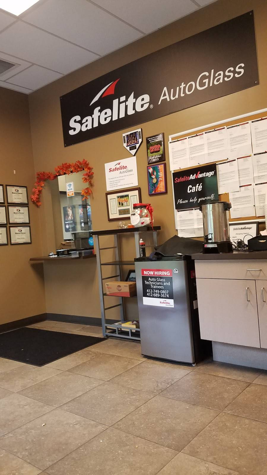 Safelite AutoGlass - car repair  | Photo 5 of 9 | Address: 205 Overlook Dr, Sewickley, PA 15143, USA | Phone: (412) 528-1836