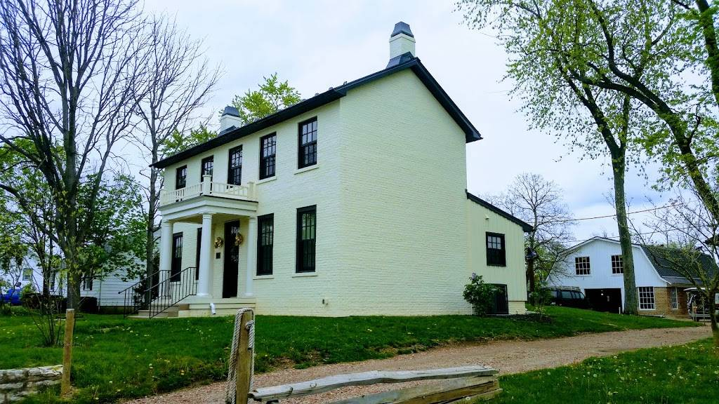 Grant-Sawyer Home - museum  | Photo 1 of 1 | Address: 4126 Haughn Rd, Grove City, OH 43123, USA | Phone: (614) 277-3050