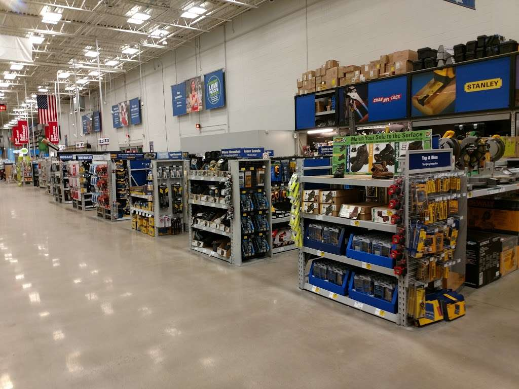 Lowes Home Improvement - hardware store  | Photo 3 of 10 | Address: 1500 Wesel Blvd, Hagerstown, MD 21740, USA | Phone: (301) 766-7200