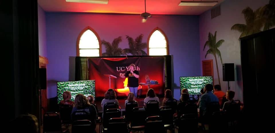 Union Church - church  | Photo 1 of 2 | Address: 3688 E 400 N, Huntington, IN 46750, USA | Phone: (260) 758-2550
