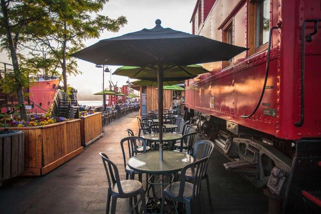 Pier 66 Maritime - restaurant  | Photo 1 of 10 | Address: 207 12th Ave, New York, NY 10001, USA | Phone: (212) 989-6363