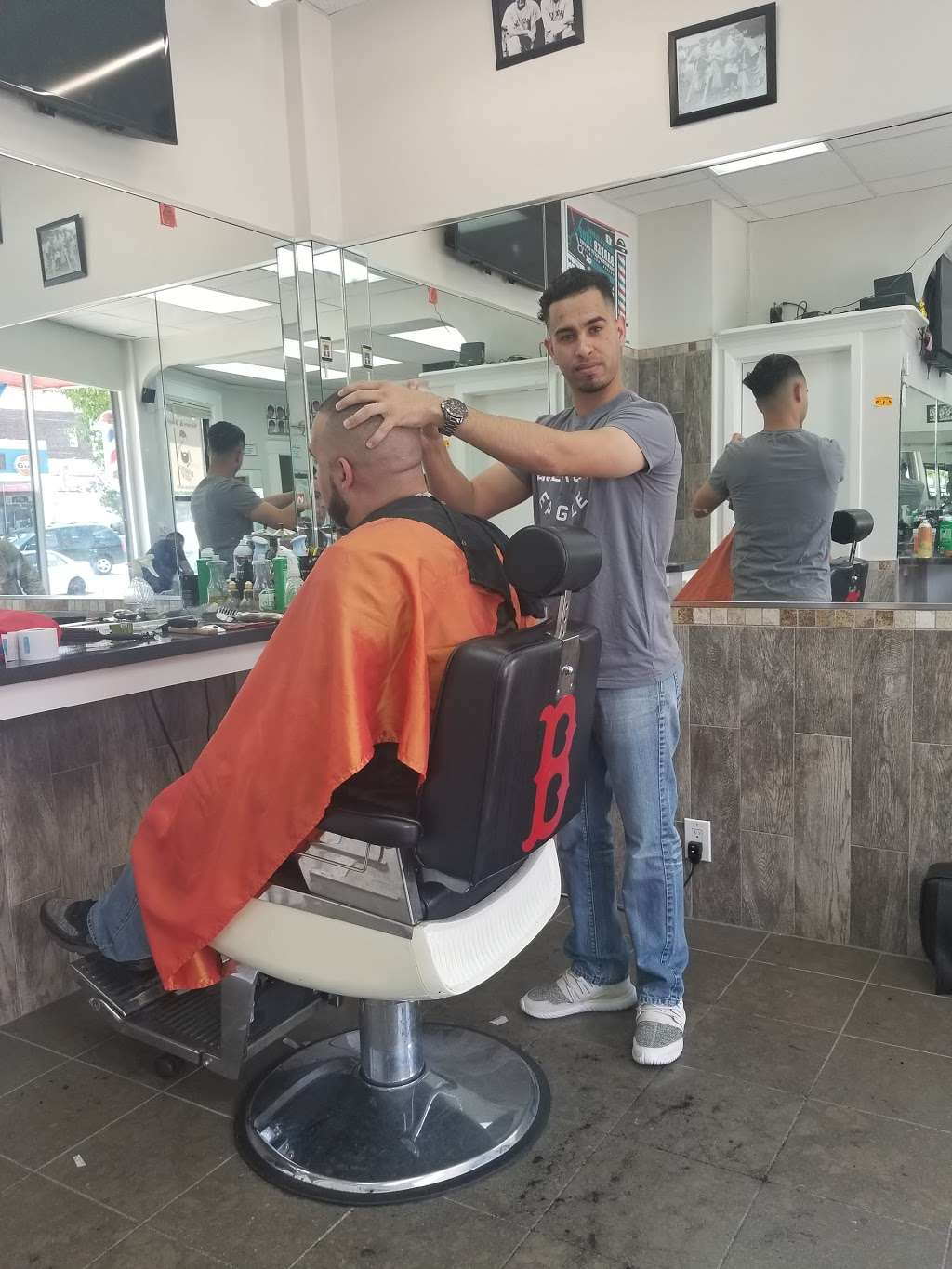 Shears & Beards Barber Shop - hair care    Photo 6 of 10   Address: 126-9 15th Ave, College Point, NY 11356, USA   Phone: (718) 353-3696