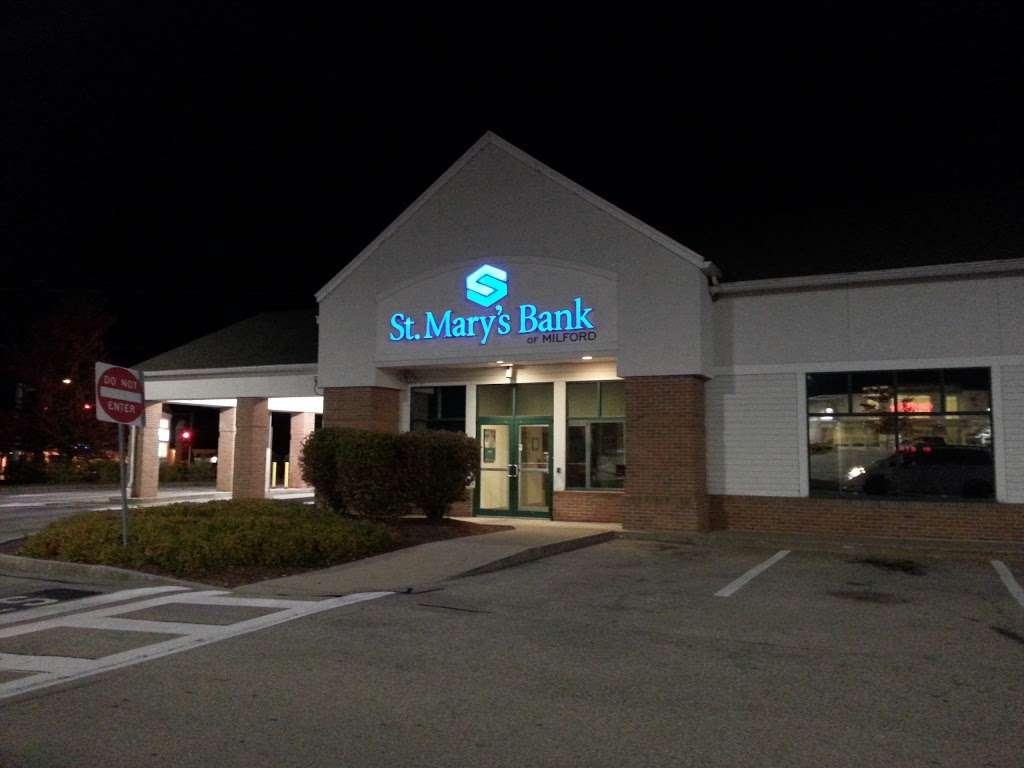 St. Marys Bank - atm  | Photo 1 of 2 | Address: 603 Nashua Street, NH-101A, Milford, NH 03055, USA | Phone: (603) 669-4600