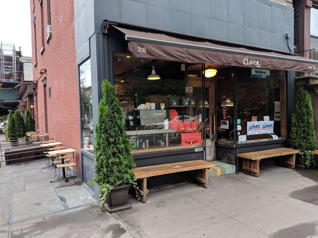 Choice Market - cafe  | Photo 3 of 10 | Address: 318 Lafayette Ave, Brooklyn, NY 11238, USA | Phone: (718) 230-5234