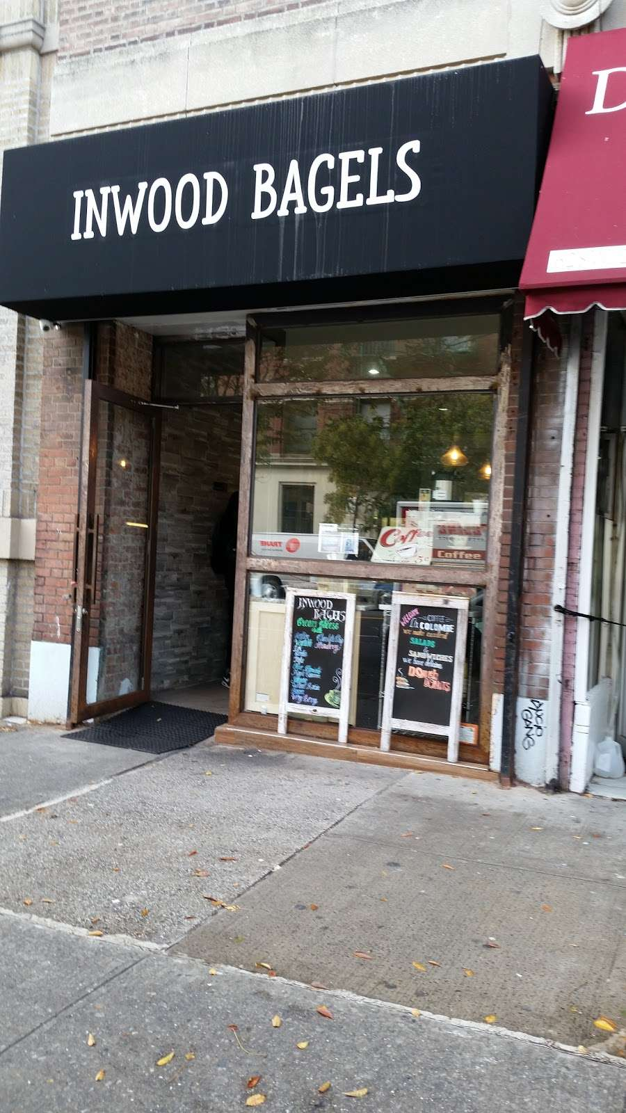 Inwood Bagels - bakery  | Photo 4 of 9 | Address: 628 W 207th St, New York, NY 10034, USA | Phone: (212) 569-7770