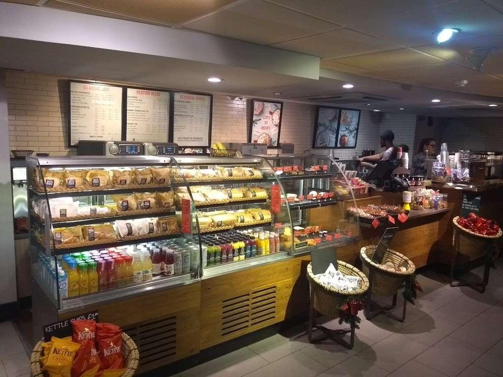 Starbucks Coffee - cafe  | Photo 1 of 10 | Address: 119 London Rd N, Hooley, Merstham, Redhill RH1 3AL, UK | Phone: 01737 550382