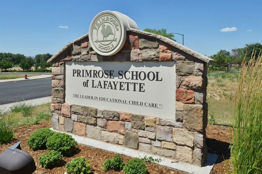 Primrose School of Lafayette - school  | Photo 9 of 10 | Address: 411 Homestead St, Lafayette, CO 80026, USA | Phone: (303) 665-4769