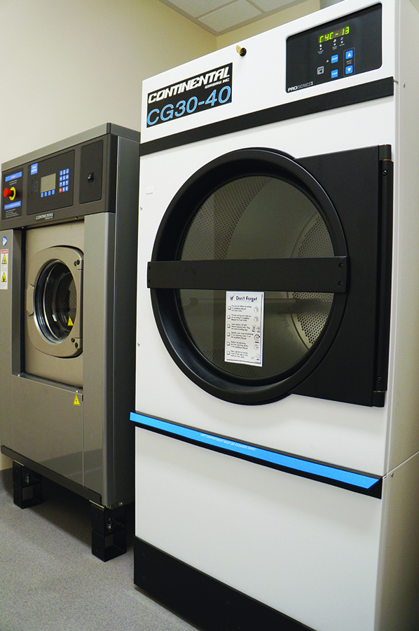 Hills Commercial Laundry - laundry  | Photo 2 of 2 | Address: 6634 Lake Otis Pkwy Suite C, Anchorage, AK 99507, USA | Phone: (907) 223-5717