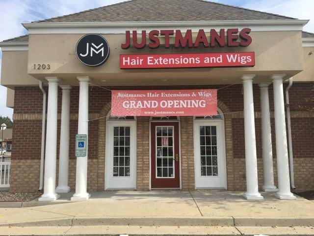 Justmanes Hair Extensions and Wigs - hair care  | Photo 1 of 9 | Address: 1203 N Laburnum Ave, Richmond, VA 23223, USA | Phone: (804) 340-6976