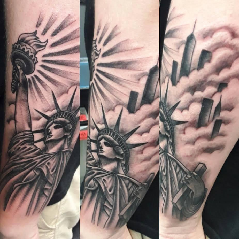 The Chosen One Ink Tattoo - art gallery  | Photo 7 of 9 | Address: 2501 E Mayfield Rd #119, Arlington, TX 76014, USA | Phone: (817) 277-5199