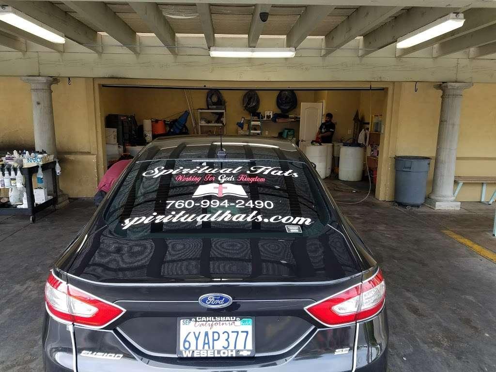 Fast N Clean Car Wash - car wash  | Photo 5 of 10 | Address: 6150, 1661, W Vista Way, Vista, CA 92083, USA | Phone: (760) 842-7543