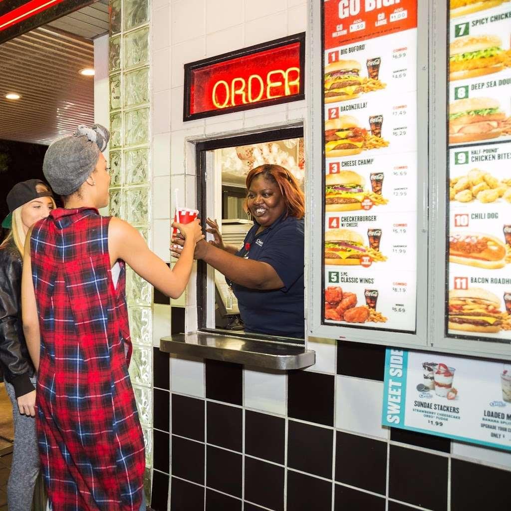 Checkers - restaurant  | Photo 7 of 10 | Address: 17694 Hwy 6, Navasota, TX 77868, USA | Phone: (936) 825-3663