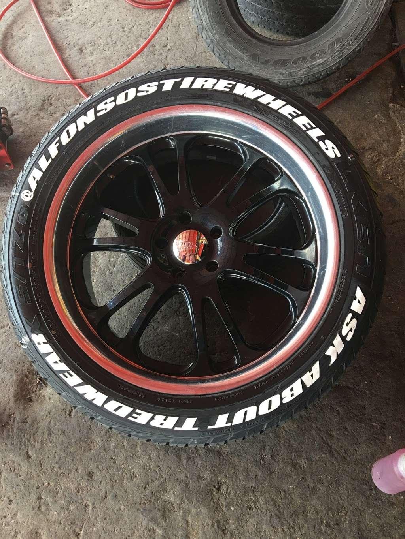 Alfonsos Tire & Wheels - car repair  | Photo 3 of 10 | Address: 432 Main St, Schertz, TX 78154, USA | Phone: (210) 658-4020