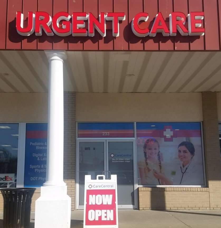 CareCentral Urgent Care - doctor  | Photo 3 of 4 | Address: 233 Broad St, Bridgewater, MA 02324, USA | Phone: (508) 807-5265