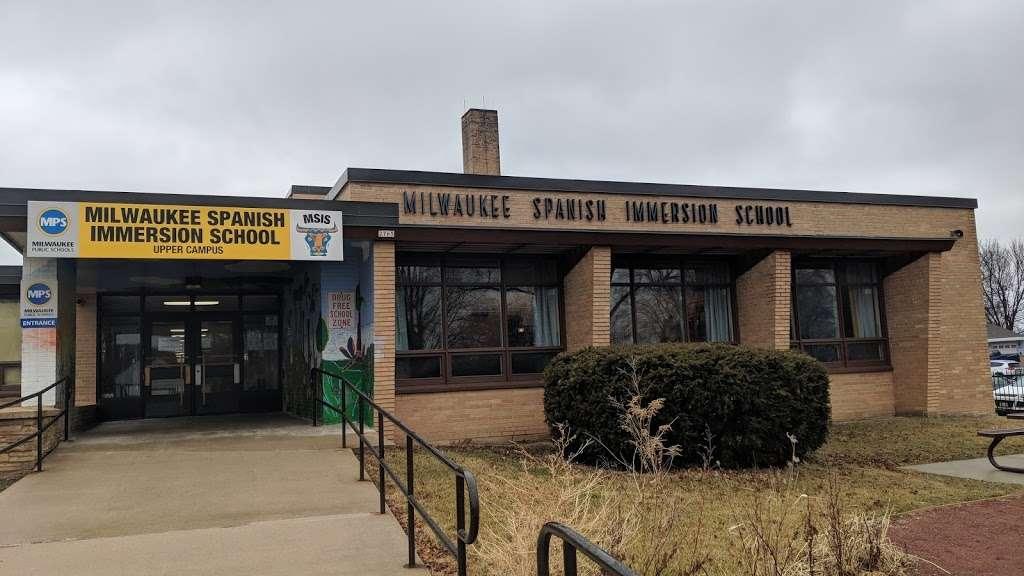 Milwaukee Spanish Immersion School - Upper Campus - school  | Photo 2 of 4 | Address: 2765 S 55th St, Milwaukee, WI 53219, USA | Phone: (414) 604-7600