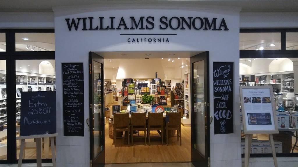 Williams-Sonoma - furniture store  | Photo 4 of 10 | Address: 1500 Washington Rd #1203, Pittsburgh, PA 15228, USA | Phone: (412) 341-3411