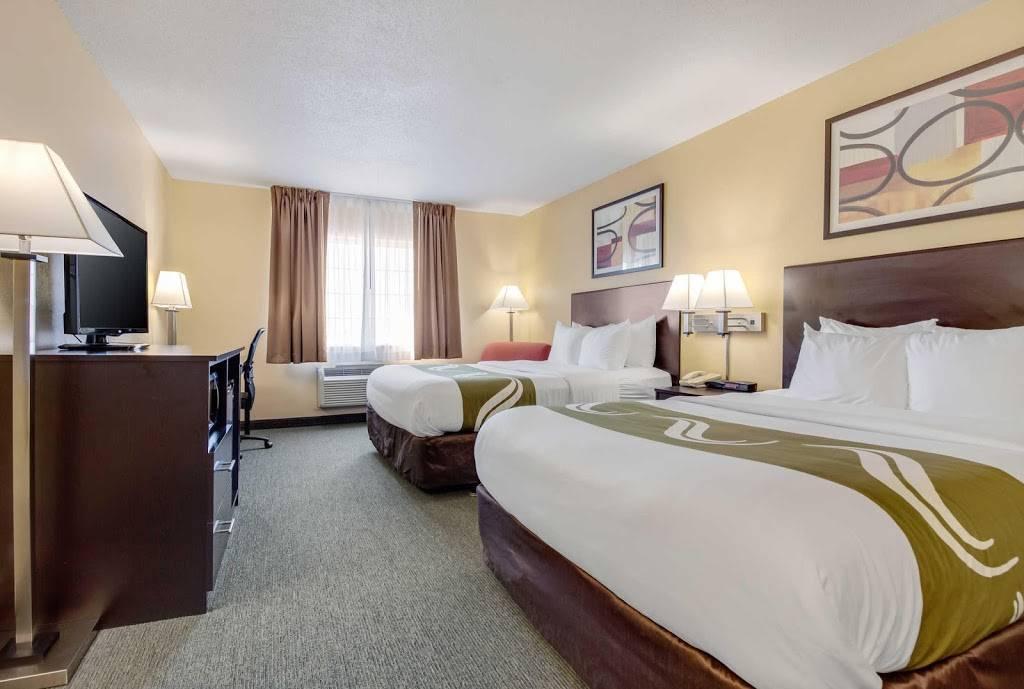 Quality Inn & Suites - lodging  | Photo 10 of 10 | Address: 7333 Husker Cir, Lincoln, NE 68504, USA | Phone: (402) 817-7807