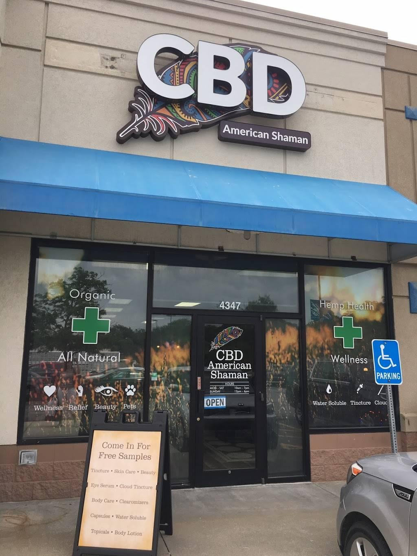 CBD American Shaman Chouteau - health  | Photo 3 of 5 | Address: 4347 NE Chouteau Trafficway, Kansas City, MO 64117, USA | Phone: (816) 832-8719