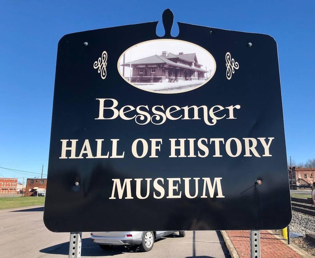 Bessemer Hall of History - museum  | Photo 2 of 8 | Address: 1905 Alabama Ave, Bessemer, AL 35020, USA | Phone: (205) 426-1633