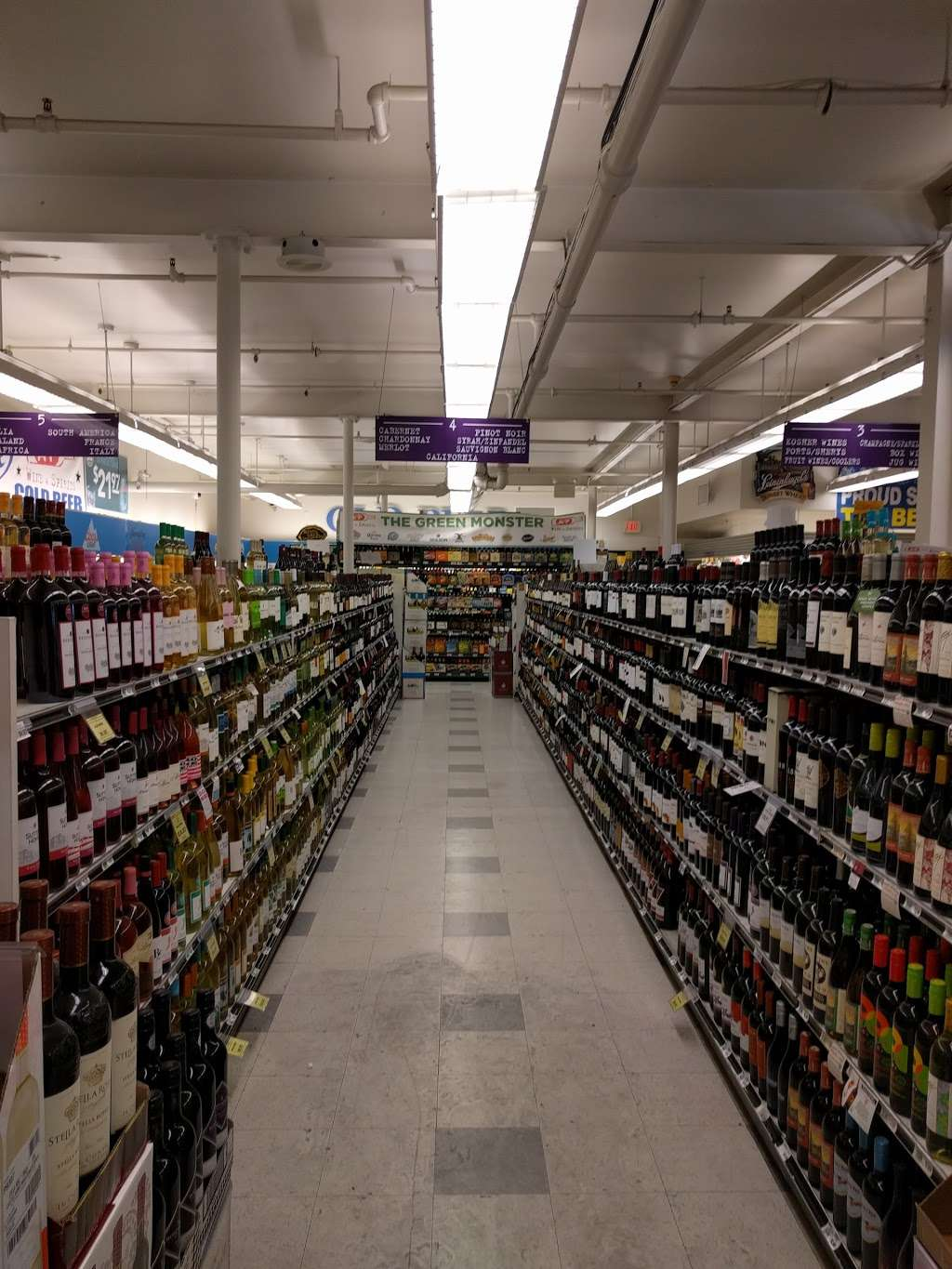 Palisades Wine & Liquor - store  | Photo 6 of 10 | Address: 534 Bergen Blvd, Palisades Park, NJ 07650, USA | Phone: (201) 944-0104